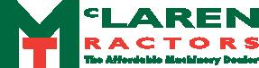 McLaren Tractors Logo