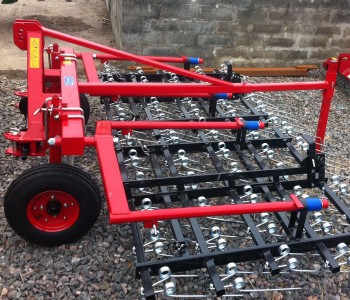 MTL 3m spring tine grass harrows / weeder for sale
