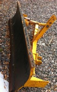 Grays snow plough