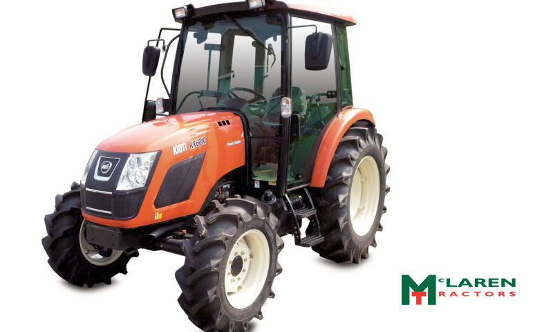 Kioti - McLaren Tractors