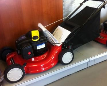Massey Ferguson MF46SB pedestrian mower – £150 to clear