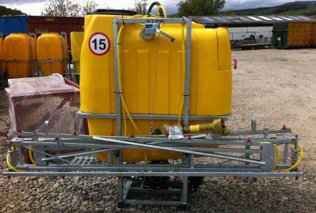 MTL 600 litre 12m sprayer for sale
