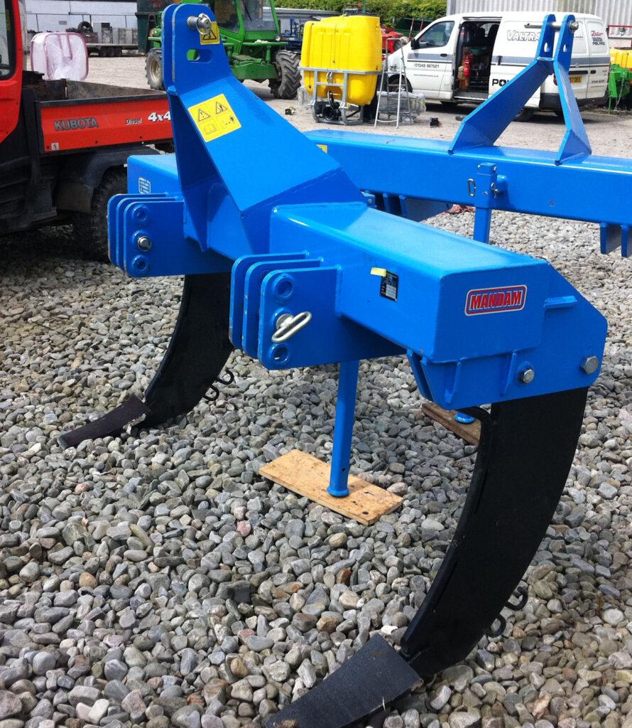 MTL twin leg subsoiler
