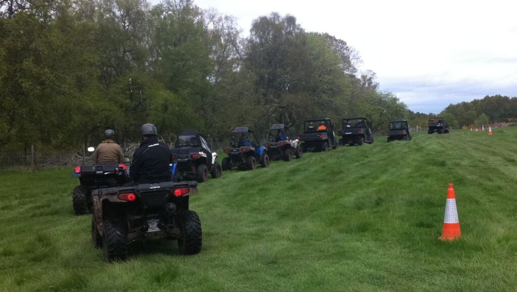 Polaris 11 Ride out 2015