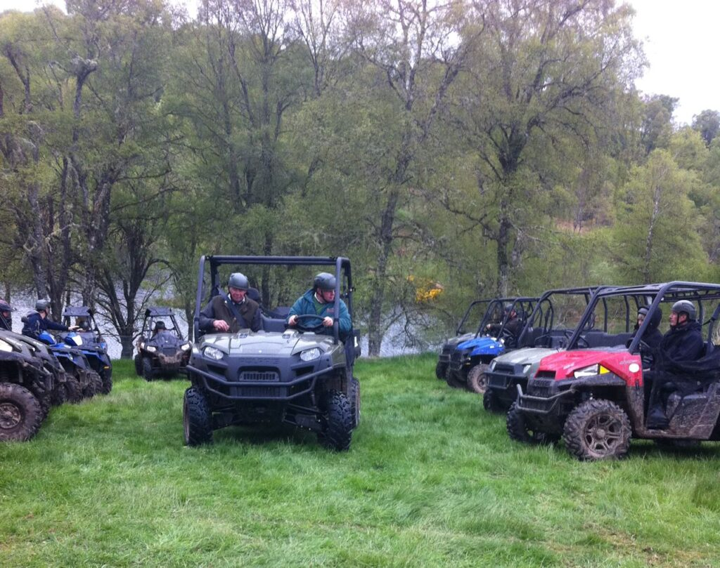 Polaris Ride Out 2015 machines