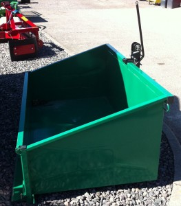 MTL heavy duty tipping transport box 1.8m for sale – SOLD