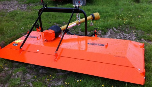 WPerfect LB275 2.7m high speed pasture topper for sale