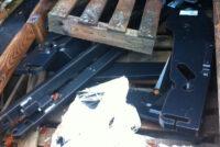 Valtra A85 A82 Quicke Trima loader brackets