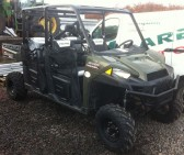 Polaris Ranger Crew diesel 1000 demonstrator