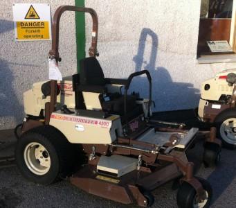 Grasshopper Zero turn mower 430D for sale