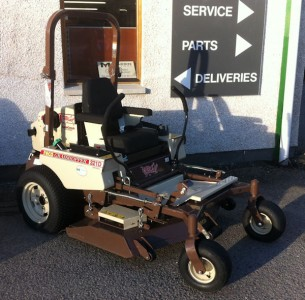 Grasshopper Zero turn mower 321D for sale