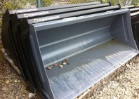ALO 210H 2.1m euro general purpose bucket for sale
