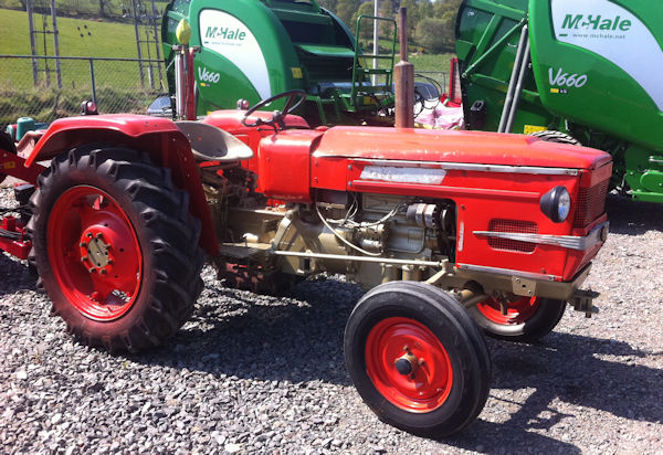 Zetor 3511 tractor for sale 1