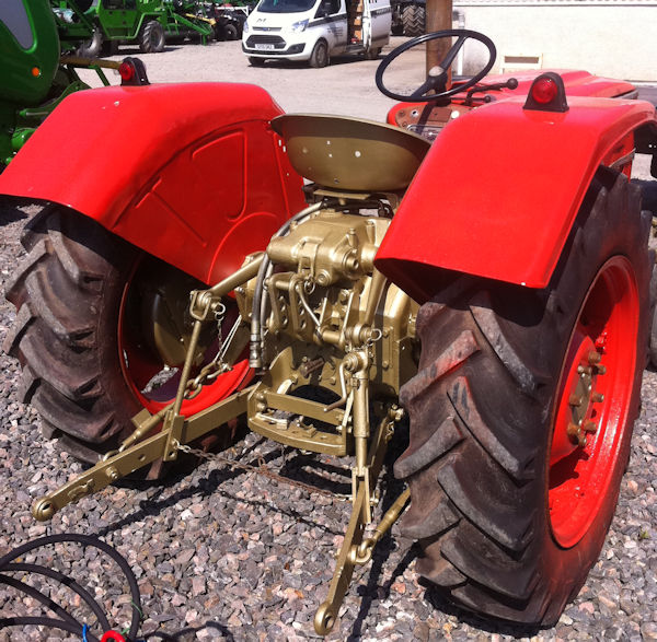 Zetor 3511 tractor for sale 2