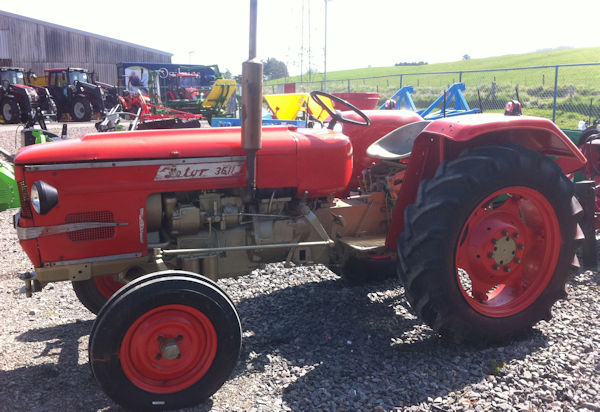 Zetor 3511 tractor for sale