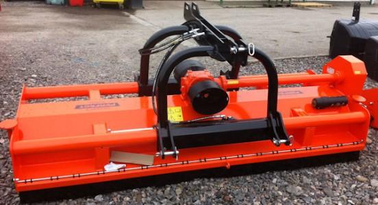 WPerfect KR270 push full flail mower for sale