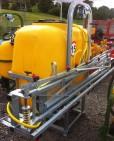MTL 600 litre 12m sprayer for sale 2