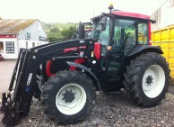 Valtra A93H 101hp 2013 tractor for sale 1