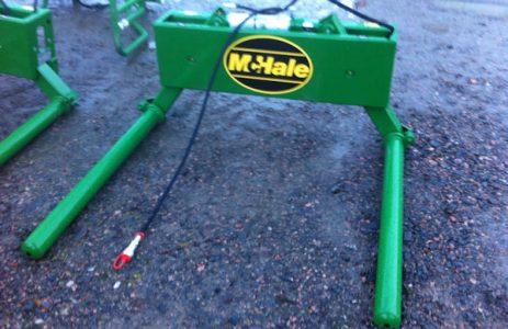 McHale 691 silage bale handler for sale