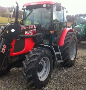Zetor Proxima 85 90hp 4wd tractor with loader for sale – SOLD