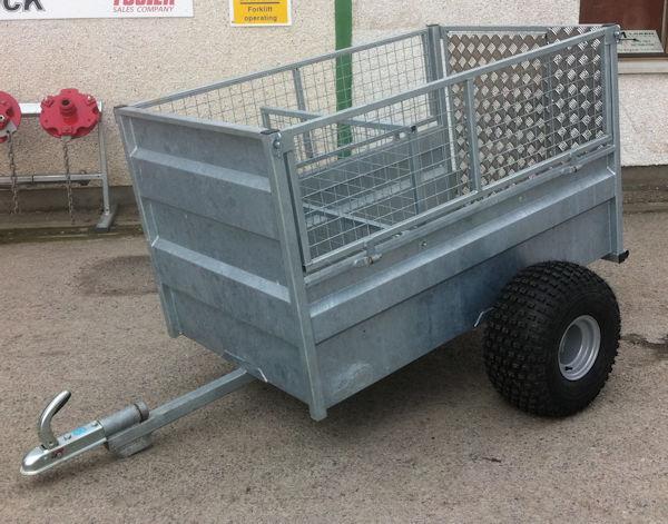 Mclaren For Sale >> ATV livestock trailer for sale 1 - McLaren Tractors