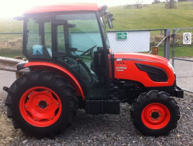 Kioti DK5010HS 50hp 4wd tractor for sale