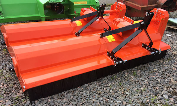 KP240 Flail topper for sale WPerfect 1 - McLaren Tractors