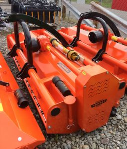 KW270 Flail topper for sale Wperfect