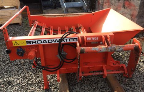 Broadwater Altec bale unroller for sale