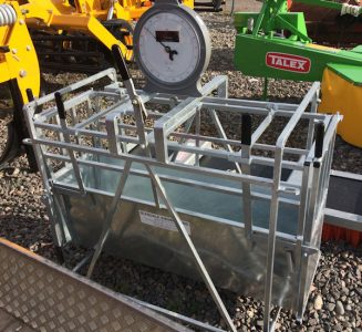 Glendale Lamb weigh crate for sale