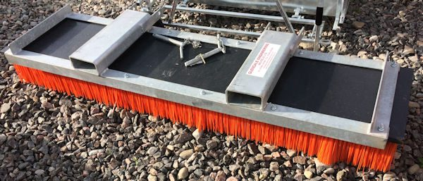 Glendale 2m forklift brush for sale