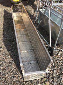 Glendale aluminium foot bath for sale