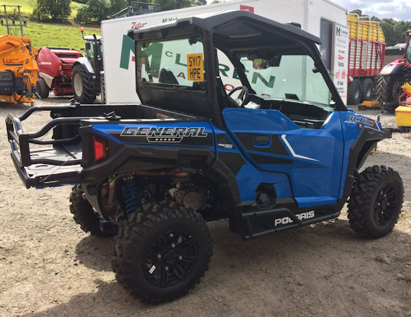 Polaris General 1000EPS Road Registered for sale - McLaren ...