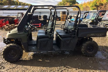 Polaris Ranger 900 Crew diesel for sale