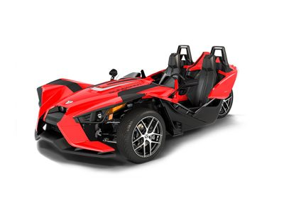 Polaris Slingshot 3 wheeled Roadster motorbike for sale – DUE IN SOON