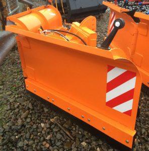 2.8m snow plough for sale