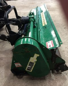 Major MT24 280 Flail topper for sale