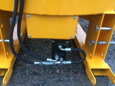 Pan Mixer 800 litres with Hydraulic drive for sale – SOLD