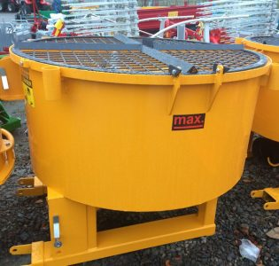 Pan Mixer 800 litres PTO driven for sale