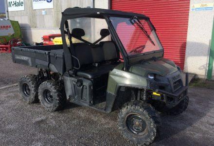 Polaris Ranger 800EFI 6×6 ATV for sale