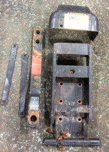 Kioti DK drawbar and frame kit for sale
