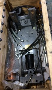 Valtra Dromone N3 T3 hydraulic push back pick up hitch for sale