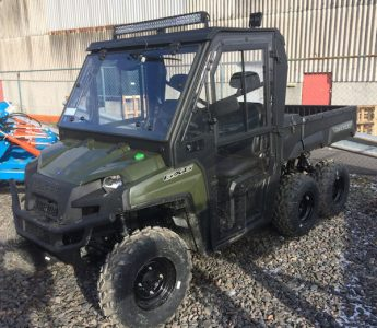 Polaris Ranger 800EFI 6×6 for sale
