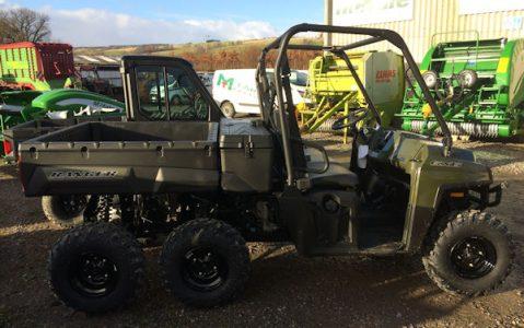 Polaris Ranger 800EFI 6×6 for sale
