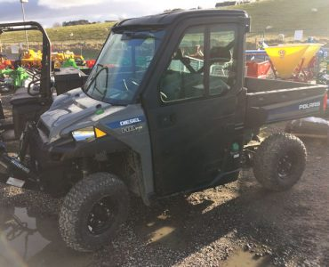 Polaris Ranger Brutus HDPTO 4×4 ATV for sale