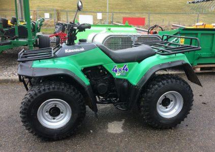 Kawasaki KLF300 4×4 ATV for sale – SOLD