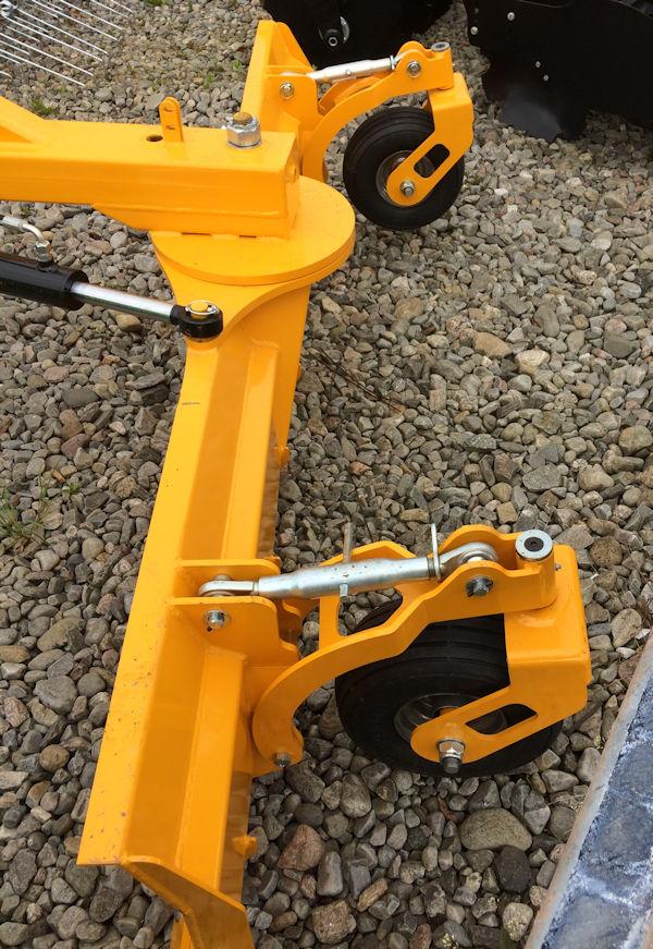 Pulling Tractors For Sale >> MTL Tractor mounted road grader for sale - McLaren Tractors