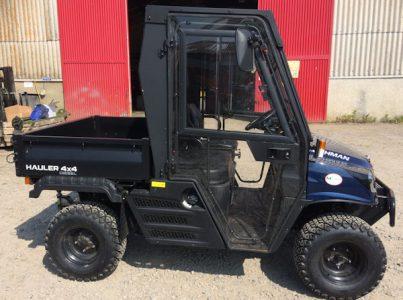 Cushman Hauler ORV ATV Kioti Mechron for sale
