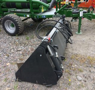 MTL 4 in 1 bucket 1.8m euro for front loader