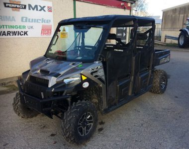 Polaris Ranger XP1000 Crew ORV ATV 6 seat for sale